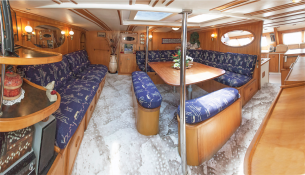 Conan   Catamaran 24M Interior 4