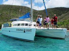Guiding Light  Lagoon Catamaran Lagoon 410 Exterior 2
