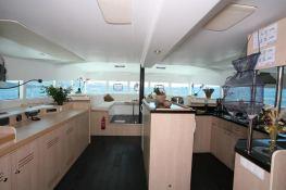 Catlante 600 Catlantech Interior 2