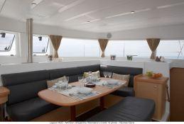 Lagoon 420 Lagoon Catamaran Interior 2