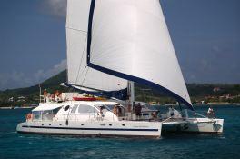Poncin 82 Catana Catamaran Exterior 1
