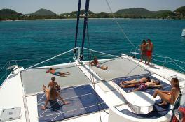 Poncin 82 Catana Catamaran Exterior 3
