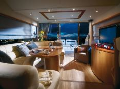 Predator 52' Sunseeker Interior 1