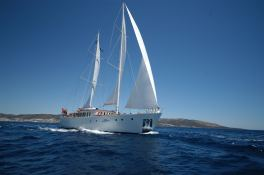 Gulet ROC 24M Turkish Gulet Exterior 1