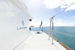 Lagoon 450 Lagoon Catamaran Exterior 9