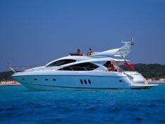 Manhattan 60' Sunseeker Exterior 2