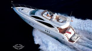 Manhattan 60' Sunseeker Exterior 1