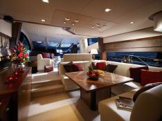 Manhattan 60' Sunseeker Interior 1