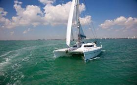 Knysna 480 Knysna Catamaran Exterior 1