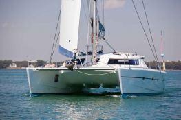 Knysna 480 Knysna Catamaran Exterior 2