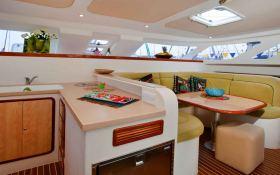 Knysna 480 Knysna Catamaran Interior 2