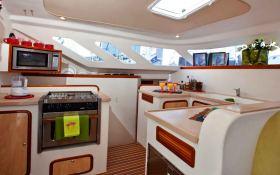 Knysna 480 Knysna Catamaran Interior 1