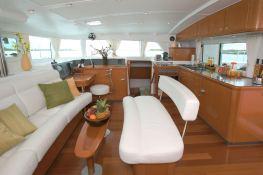 Lagoon 440 Lagoon Catamaran Interior 2