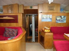 Sloop 78' Vaton Interior 1