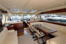Princess V 65 Princess Yachts Interior 2