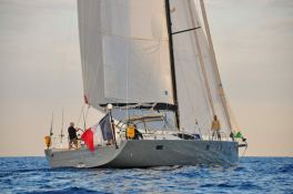 Sloop 85 Custom Exterior 2