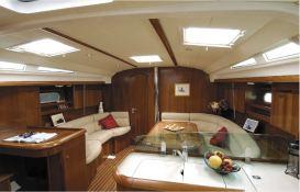 Sun Odyssey 45 Jeanneau Interior 0