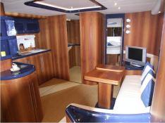 Sarnico 55 Sarnico Yachts Interior 3