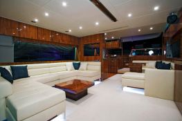 Squadron 65 Fairline Interior 1