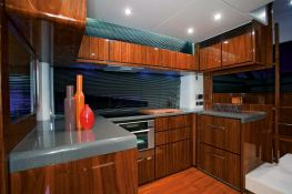 Squadron 65 Fairline Interior 3