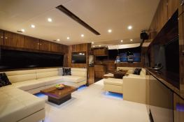Squadron 65 Fairline Interior 5