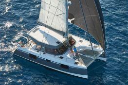 Nautitech 40 Nautitech Catamaran Exterior 1