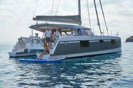 Nautitech 40 Nautitech Catamaran Exterior 2