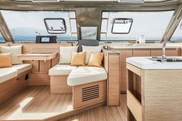 Nautitech 40 Nautitech Catamaran Interior 1