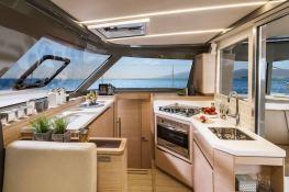 Nautitech 40 Nautitech Catamaran Interior 3