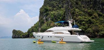 Princess P 65 Princess Yachts Exterior 2