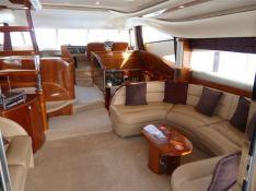 Princess P 65 Princess Yachts Interior 1