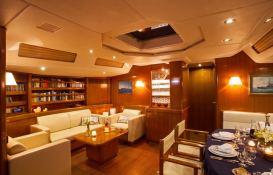 Swan 80' Nautor's Swan Interior 4