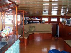 Catamaran 54' Interior 1