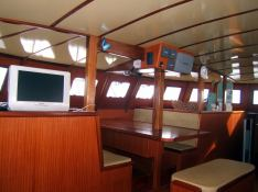 Catamaran 54' Interior 2