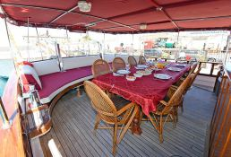 - SUN 24M Turkish Gulet Interior 4