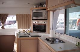 Lagoon 400 S2 with Watermaker Interior 1