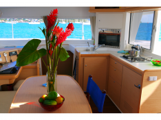 Lagoon 400 S2 with Watermaker Interior 3