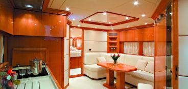 Sarnico 65 Sarnico Yachts Interior 4