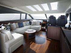 Princess V 62 Princess Yachts Interior 1