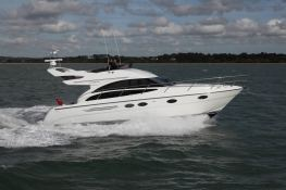 Princess P 42 Princess Yachts Exterior 2
