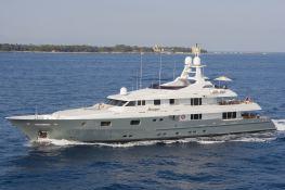 Mosaique Proteksan Yacht 50M Exterior 2