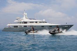 Mosaique Proteksan Yacht 50M Exterior 1