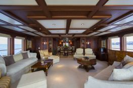 Mosaique  Proteksan Yacht 50M Interior 1