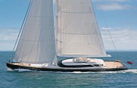 Red Dragon Alloy Yachts Sloop 52M Exterior 1