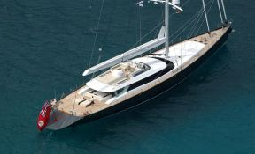 Red Dragon Alloy Yachts Sloop 52M Exterior 4