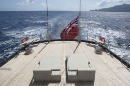 Red Dragon  Alloy Yachts Sloop 52M Exterior 5