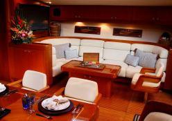 Aspiration  Nautor's Swan Yacht 86' Interior 0