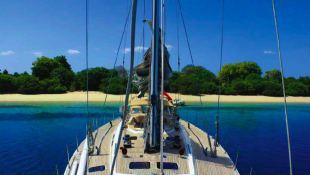 Aspiration  Nautor's Swan Yacht 86' Exterior 2