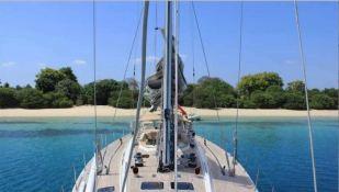 Aspiration  Nautor's Swan Yacht 86' Exterior 3