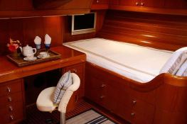 Aspiration  Nautor's Swan Yacht 86' Interior 7